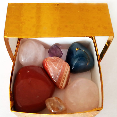 Kit de Cristales para los Chakras