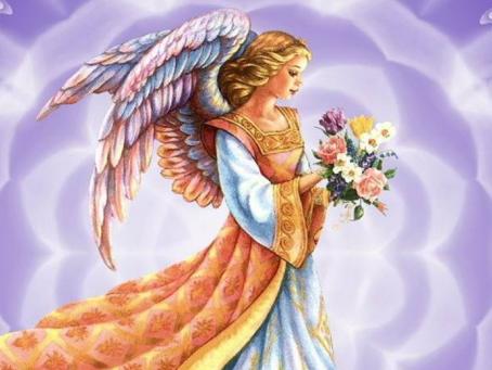 Tres pasos preparativos para nuestro contacto con los angeles