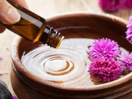 Aceites esenciales para los chakras