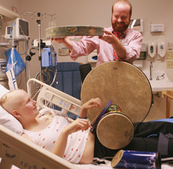 Music Therapy and End-of-Life Care