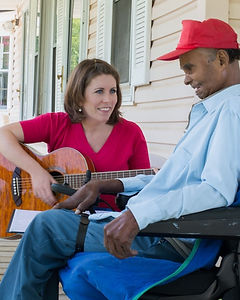 Music Therapy with Older Adults
