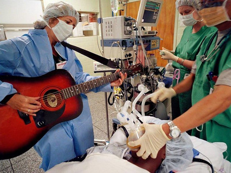 Medical Music Therapy