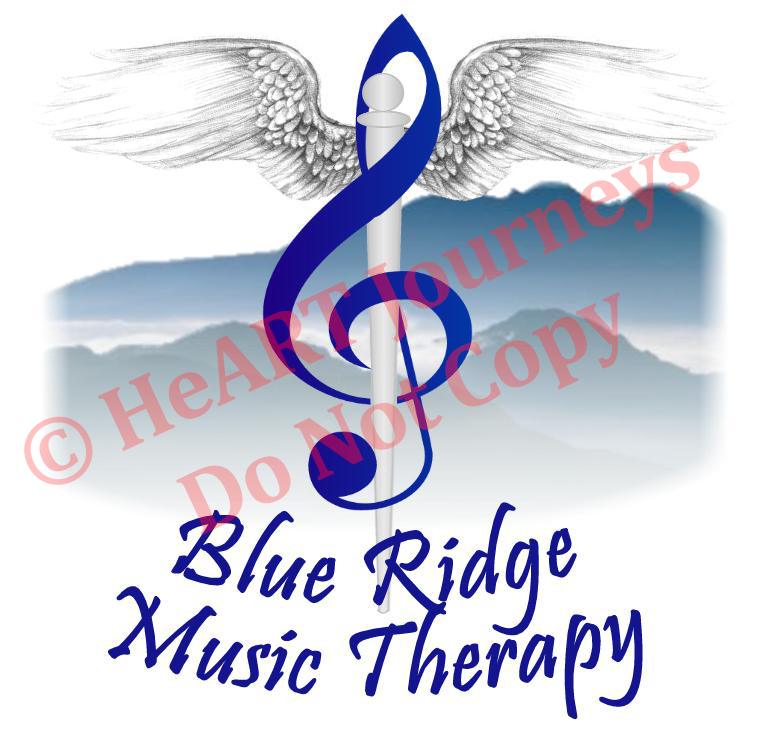 Blue Ridge Music Therapy Logo