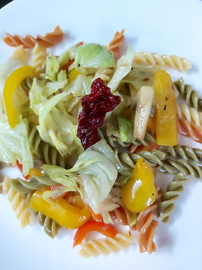 Mountain Cabbage Pasta