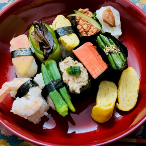 SUSHI RICE (Base of any Sushi)
