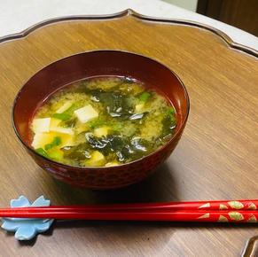 Dashi (Basic Stock) and Miso-Soup