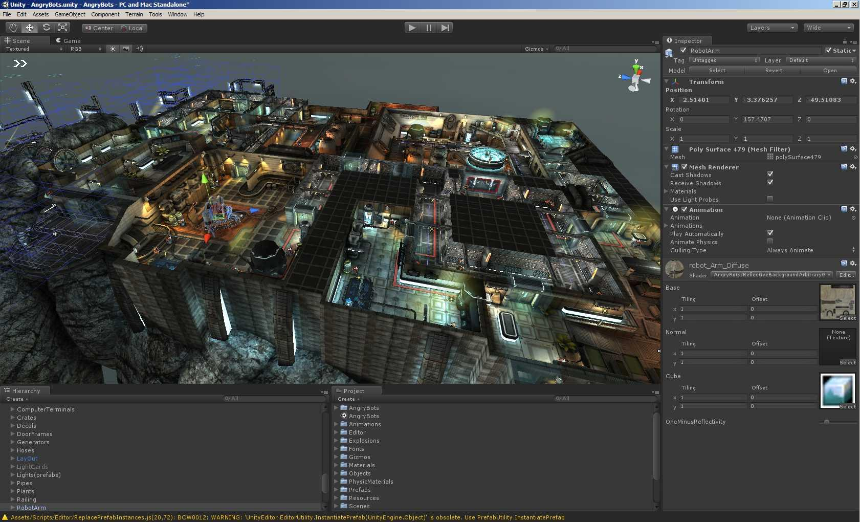 Unity-Screen