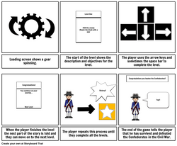 video-game-storyboard