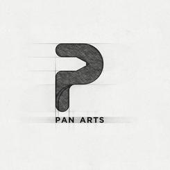 Pan Art Logo Designpng