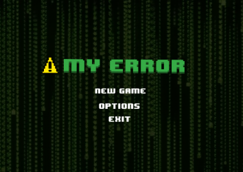 My Error