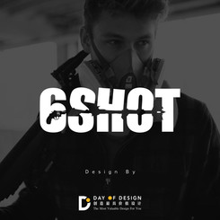 6 SHOT Logo Design.jpg