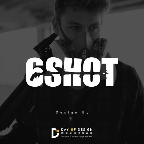 6 SHOT Logo Design.jpg