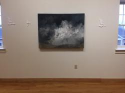 Lucretia C. Begley Gallery Install