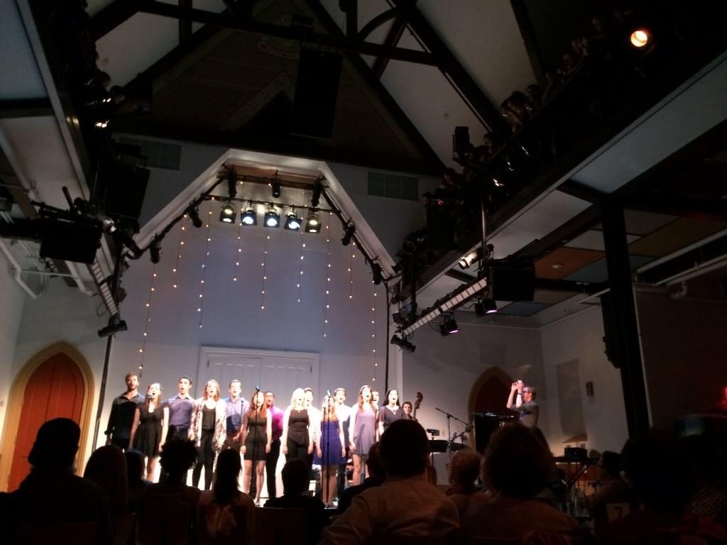 Williamstown Late Night Cabaret