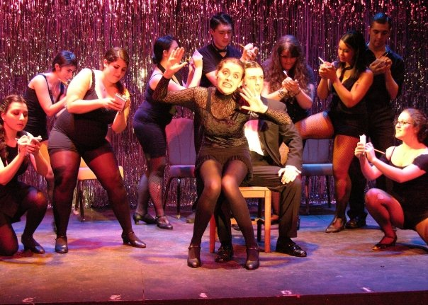 """Roxie Hart in """"Chicago"""""""