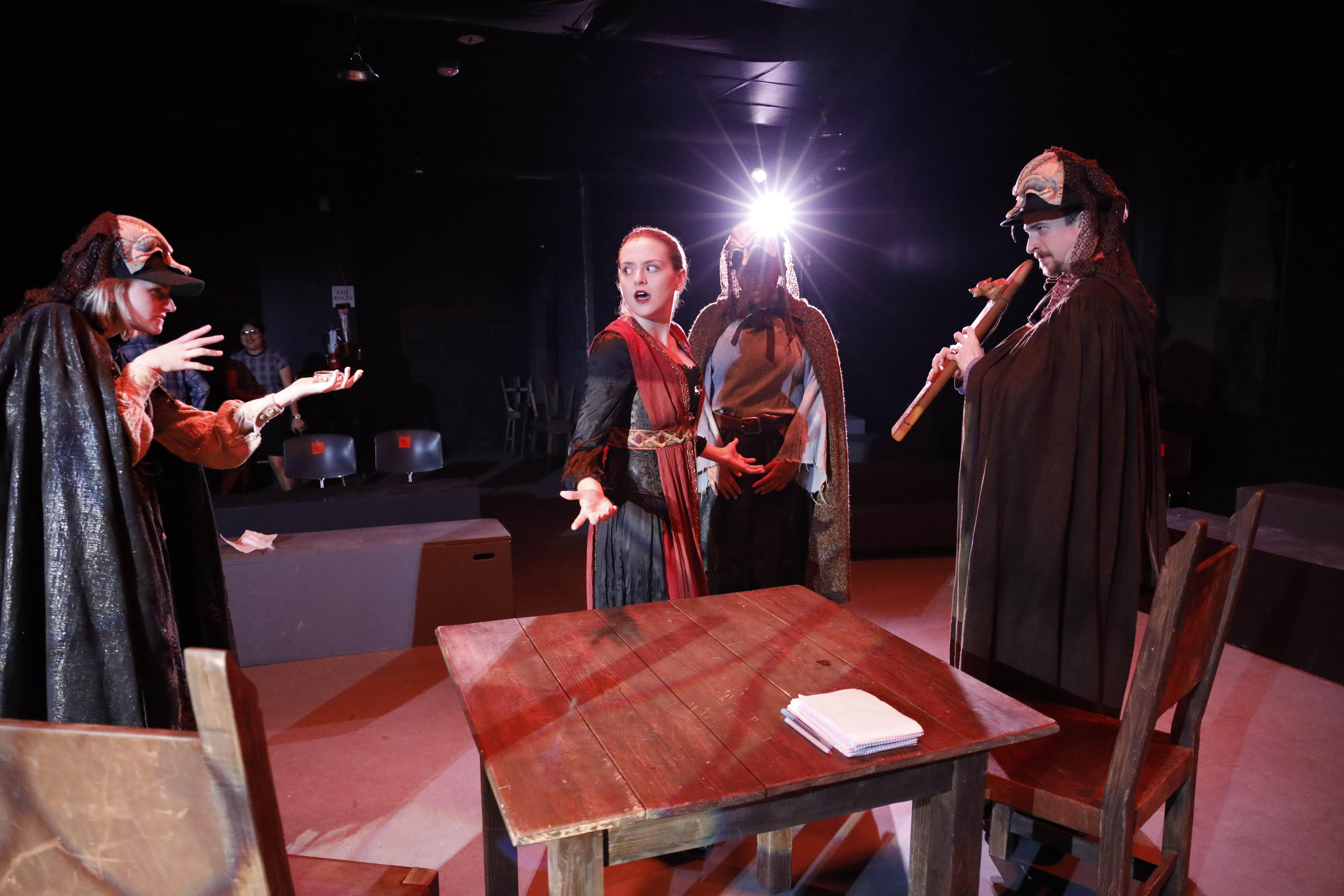 Lady Macbeth MACBETH