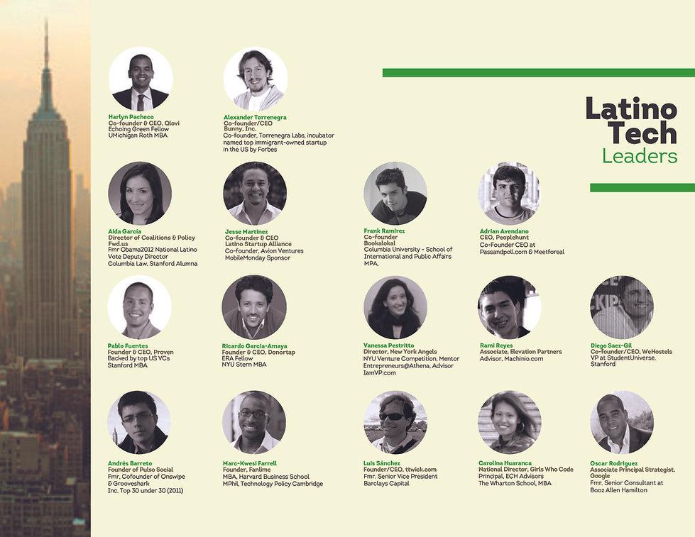 LatinoLeadersInTechRoundtable.13June2014