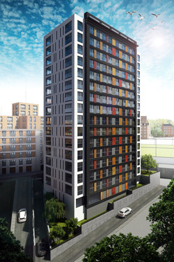İSTANBUL - CENTER POINT RESIDENCE