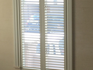 Our customised panelled shutters