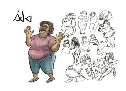 Ida Character Sheet