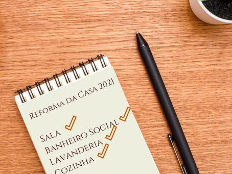 5 Erros (para não cometer) em reformas