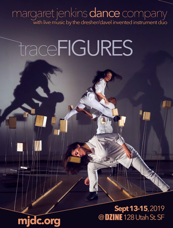 Trace Figures: Sept 13-15 @DZINE