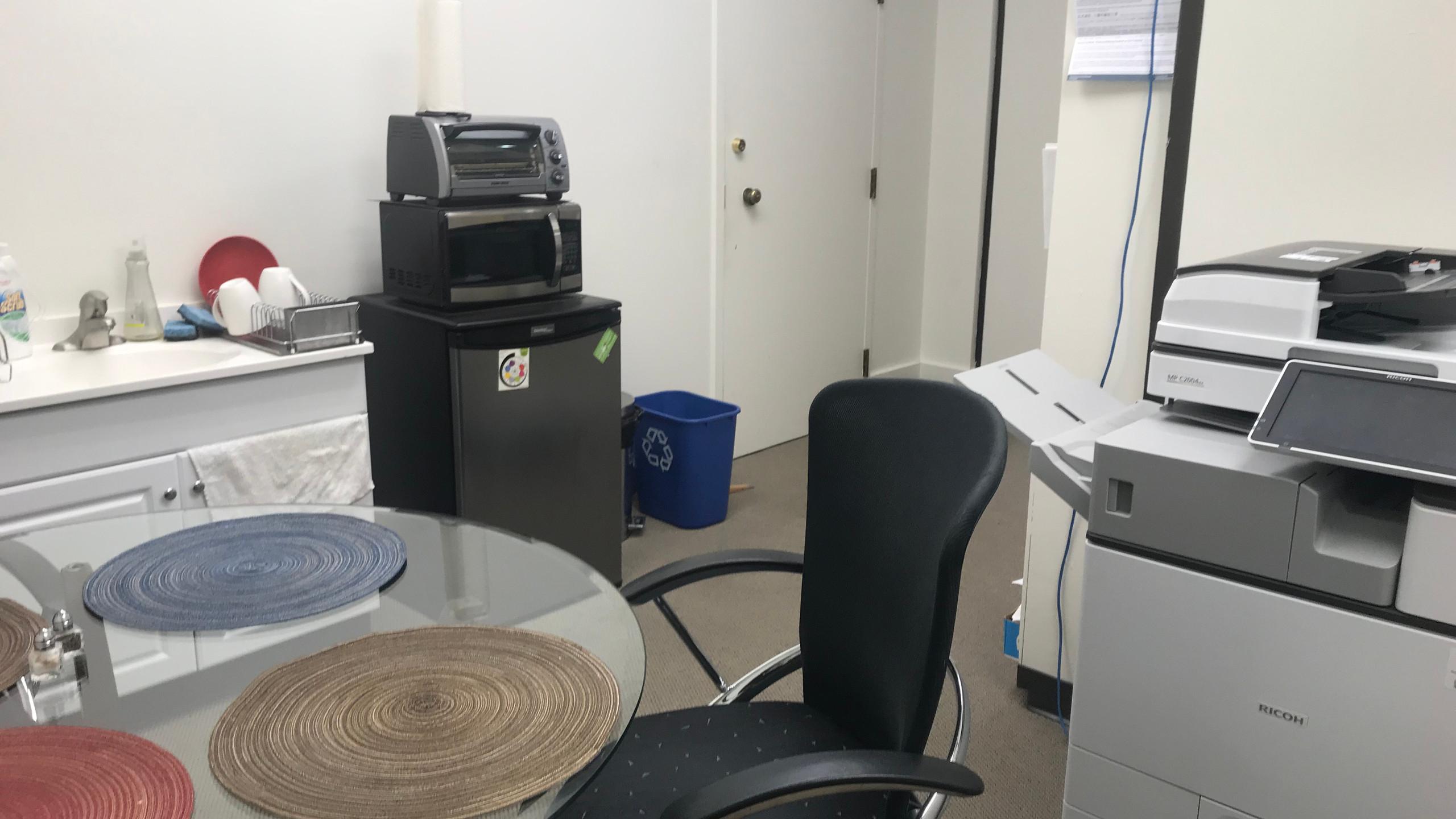 Printer/scanner/copier