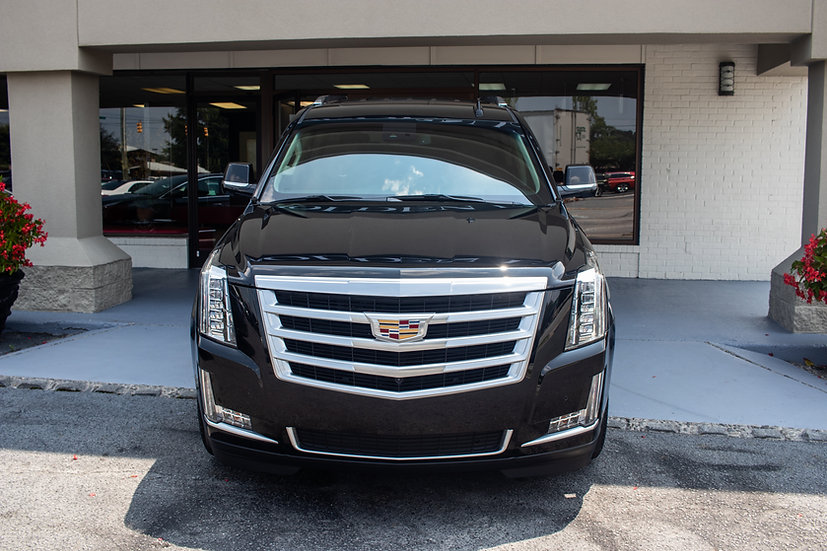 2015, Cadillac, Luxury, escalade, Used, Greenville, Black, Nice, Bolden, limited