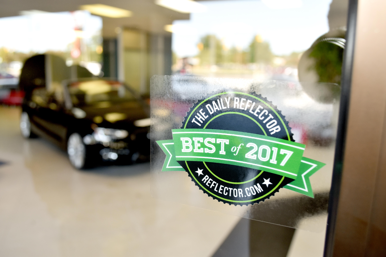 best used car dealership greenville