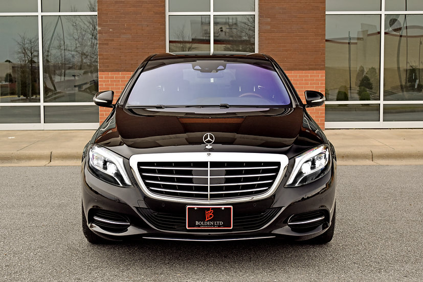 Greenville, NC, Bolden, LTD, Luxury, 2014, Mercedes, S550, Black, Loaded, Leather, Navigation