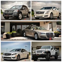 car collage