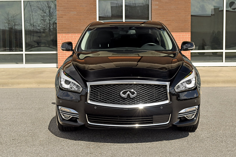Greenville, NC, Bolden, LTD, Luxury, 2015, Infiniti, Q70L, Black, Navigation, Heated, Cooled, Seats