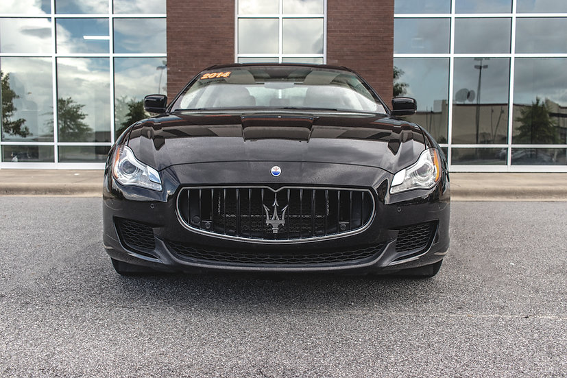 2014, Maserati, Quattroporte, Its, Used, Luxury, Nero, Bolden, Limited, Greenville, NC