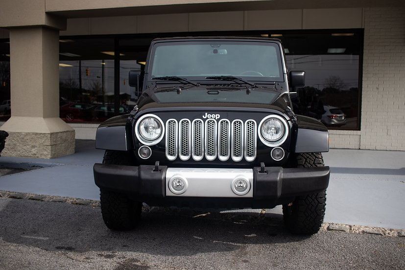 2015, Jeep, Wrangler, Used, Low, mileage, Greenville, NC, Bolden, Limited