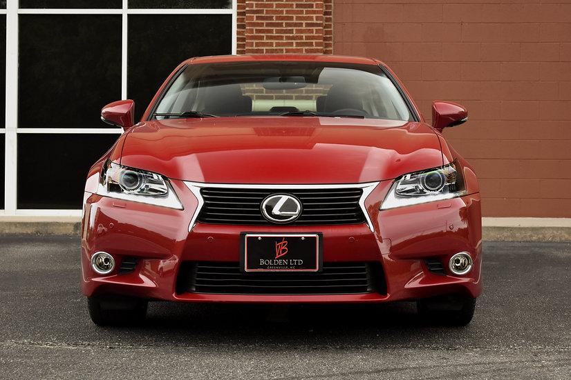 Lexus, Red, GS, 350, GS350, GS 350, Greenville, NC, Greenville NC, Bolden LTD.,