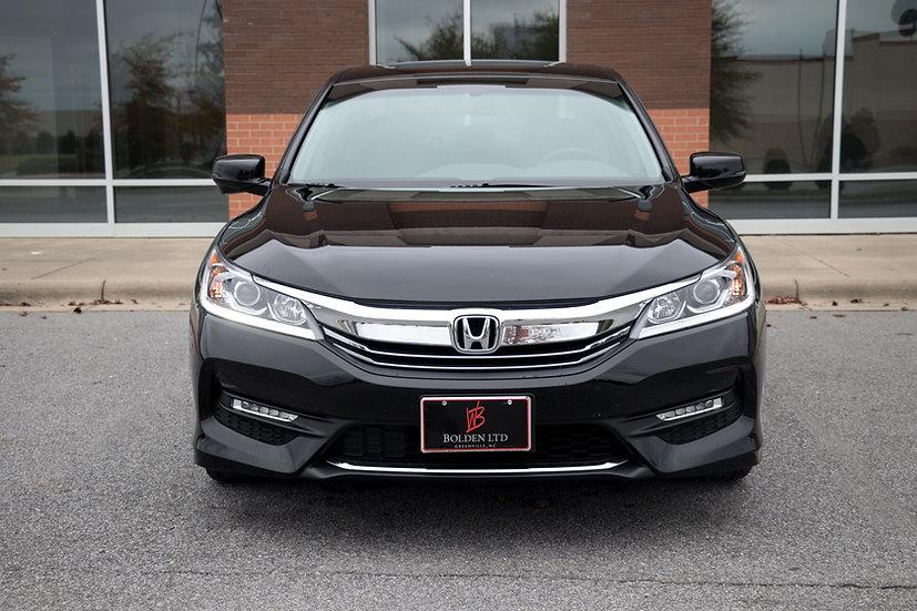 2016, Honda, Accord, Used, Greenville, Nc, Nice, Luxury