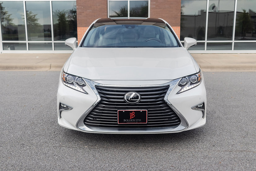 2016, lexus, es, 350, greenville, nc, used, bolden, limited