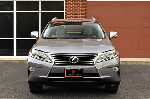 Greenville NC Bolden LTD Luxury 2013 Lexus