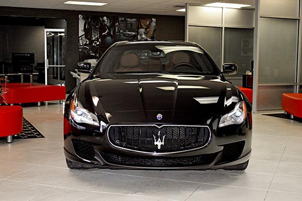 2014, Maserati, Quattroporte, Used, Greenville, NC