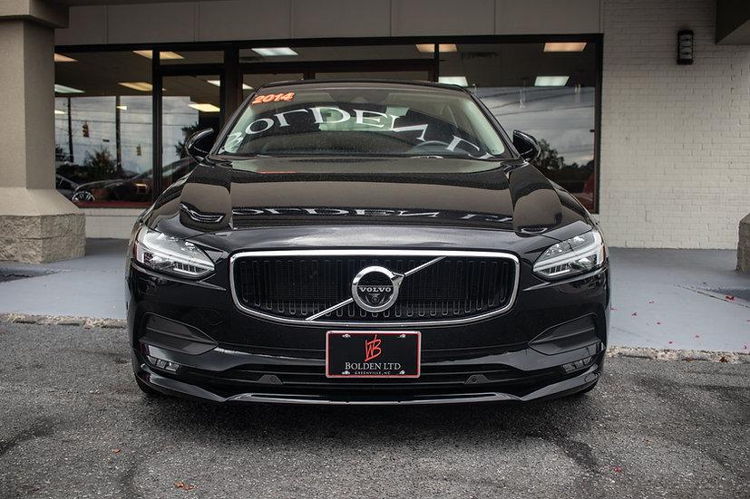 2018, Volvo, s90, Greenville, nc, bolden, limited, luxury