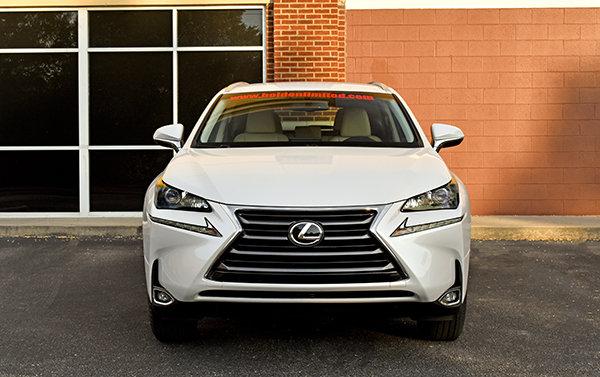 2016, Lexus, NX, 200T, Used, Greenville, NC