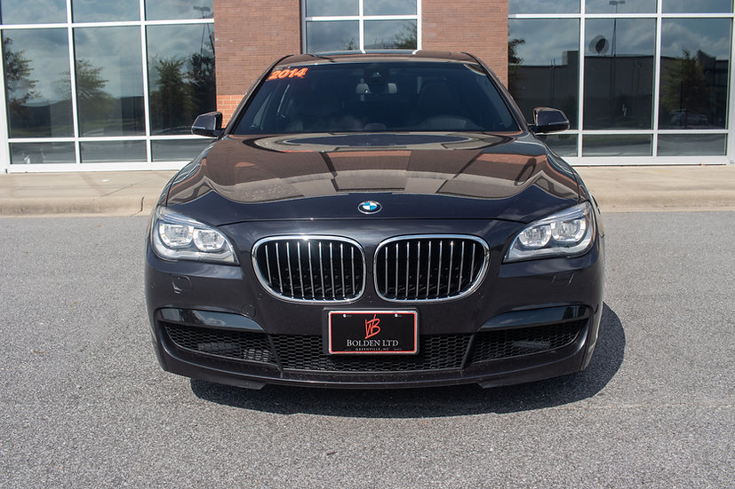 2014, BMW, 750, Li, Bolden, Limited, Used, Greenville, Luxury
