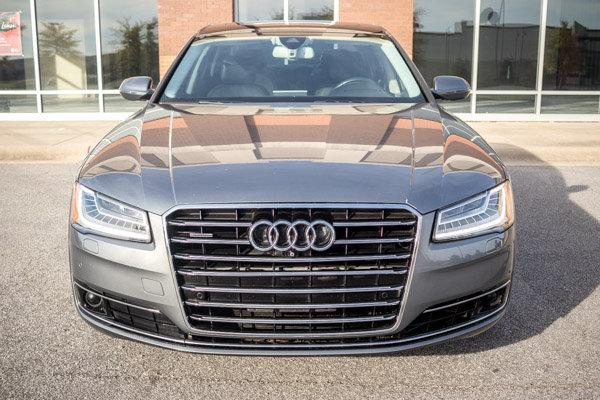 2015, Audi, A8, Greenville, NC, Used, Luxury, Nice