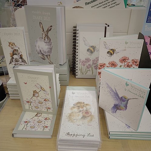 Diary Planner - Wrendale