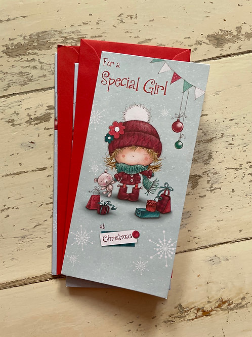 Special Girl Cash Wallet