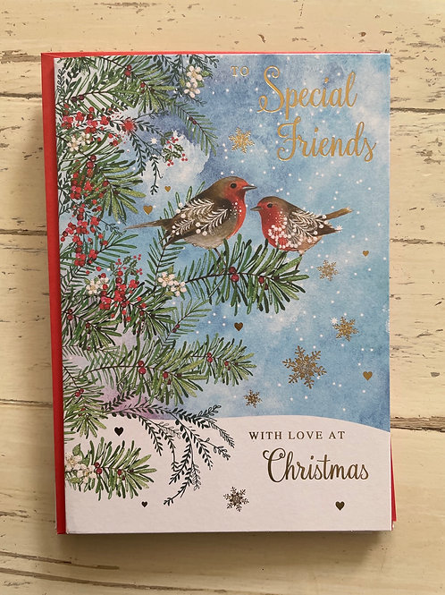 Special Friends at Christmas