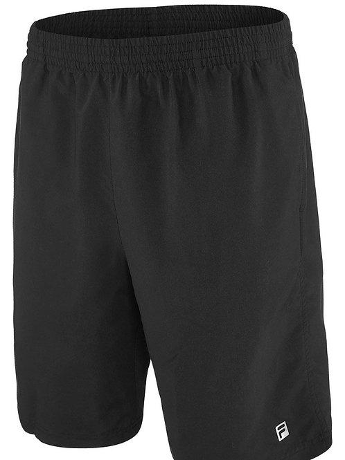 Boys Black Fila Shorts