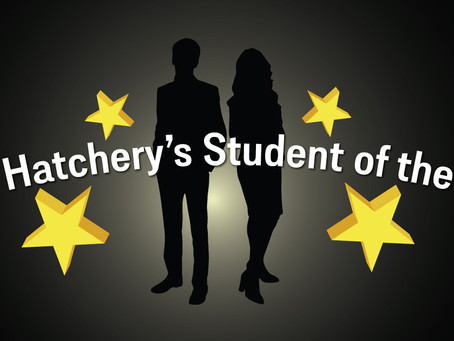 2021 PSA Hatchery's Student of the Year Award
