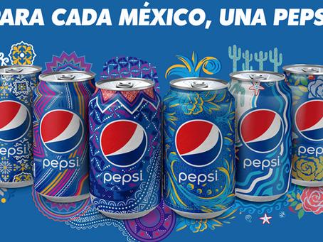 Pepsi enaltece las tradiciones de seis ciudades de México con su nueva campaña