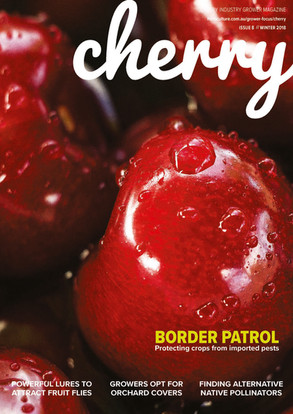 Cherry Magazine Client: Horticultural Innovation Australia (Hort Innovation) Coretext writes, designs and produces cherry magazine, a quarterly journal reporting on the HORT Innovations's support to Australia's cherry industry. The magazine is also supported by Coretext-produced videos and e-newsletters.